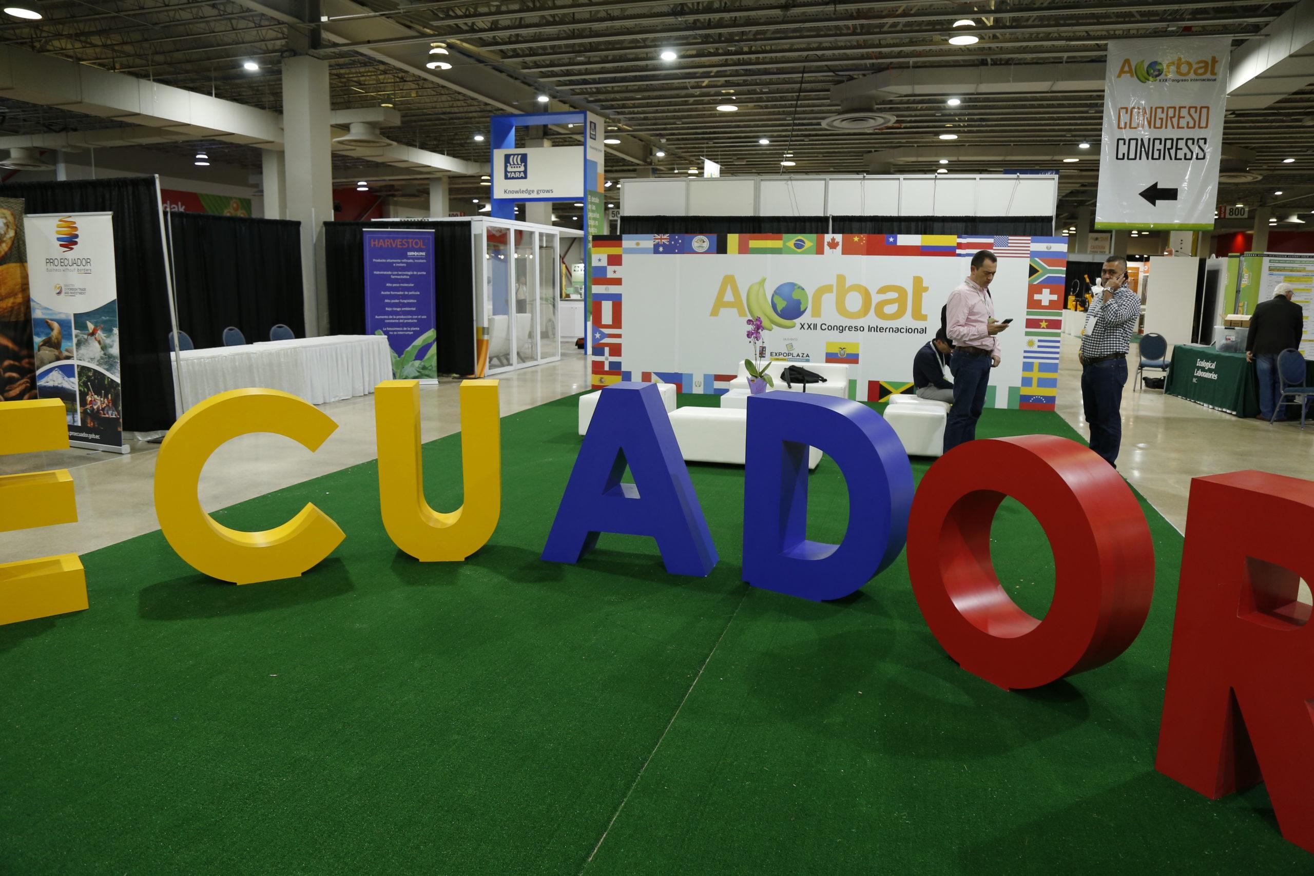 Acorbat 2018- Organizado Ecuador