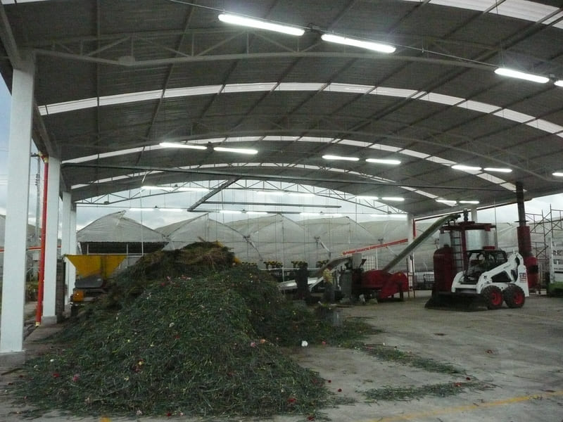 Integración a Proyectos completos para la producción de Pulpa para Papel con Desechos Orgánicos.