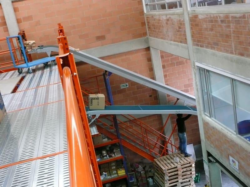 Equipos en Almacenamiento y entregas en Plantas de Suministros Textiles de moda y Comercializa doras de Productos.