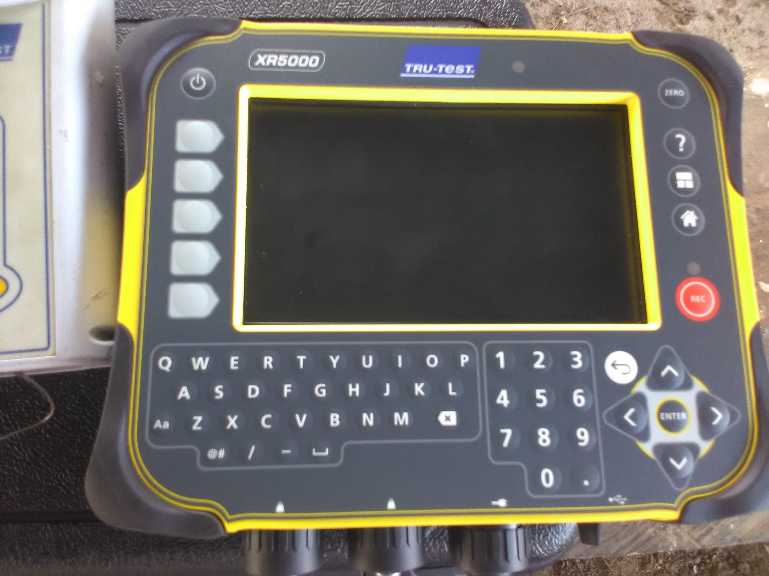Pesaje Digital  integrados al sistema Cable Vía con Monitores para Pesaje en Linea